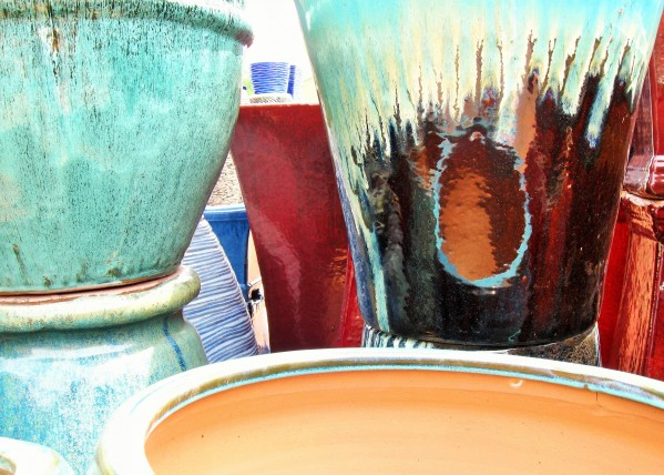 Beautiful Pottery Photograph by Katherine Lindsey Photography