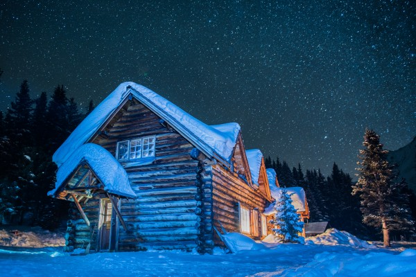 Skoki Lodge  by Ken Anderson Photography