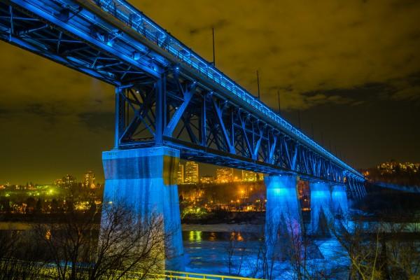 Blue Bridge by Ken Anderson Photography