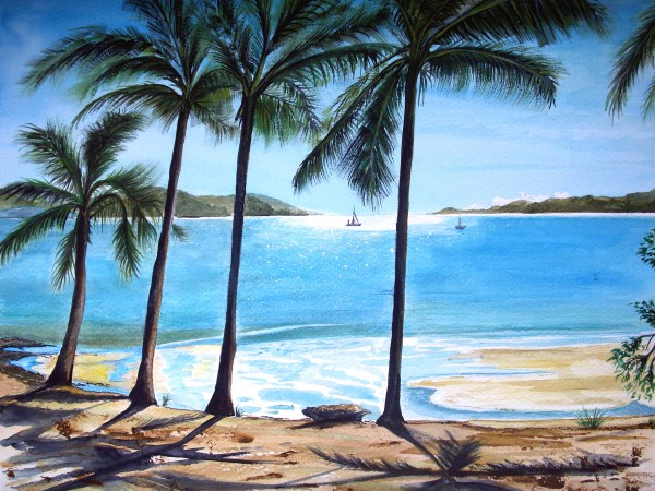 Island Life by Linda Callaghan
