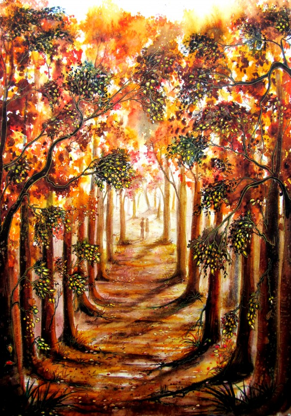 Trees by Linda Callaghan