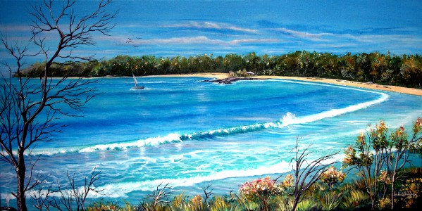 Ocean View by Linda Callaghan