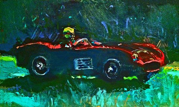Maserati 150s by Lowell Phoenix Devin
