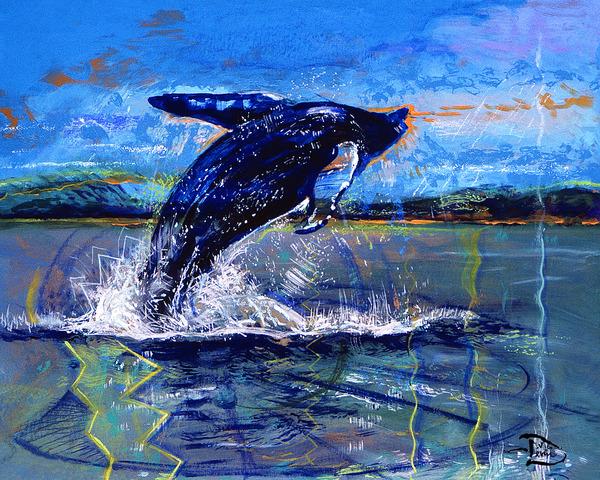 The Ocean King by Lowell Phoenix Devin