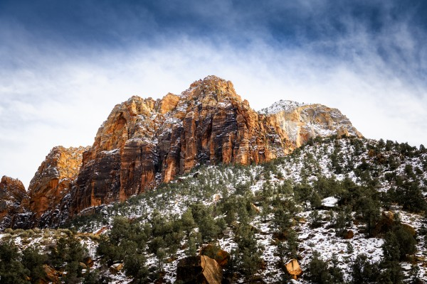 Zion National Park 2 by Luis Bonetti