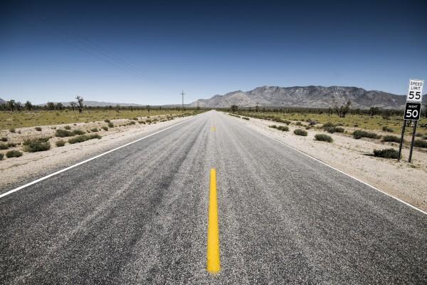 Arizona Road by Luis Bonetti