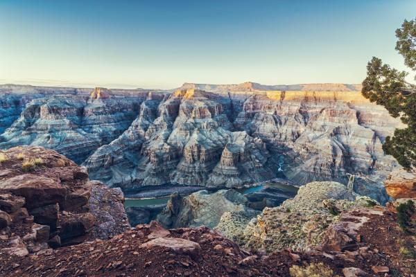 Grand Canyon National by Luis Bonetti