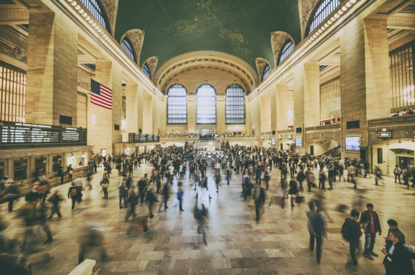 Grand Central Station by Luis Bonetti