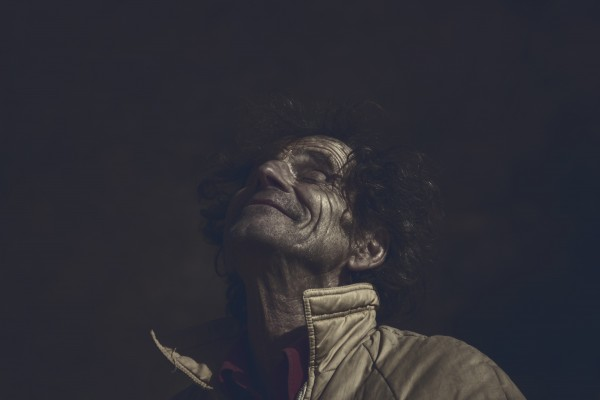 Gadafi Canvas Print