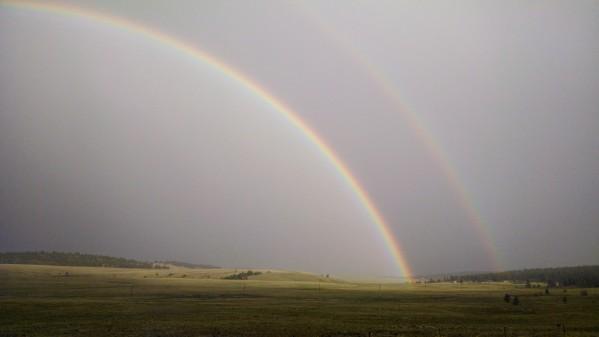 Rainbow Plains by Matthew Ulisse