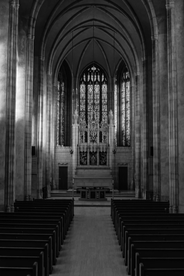 Trinity College Chapel by MumbleFoot