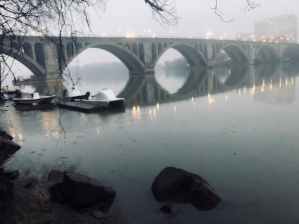 Aqueduct Bridge by Noman Iqbal