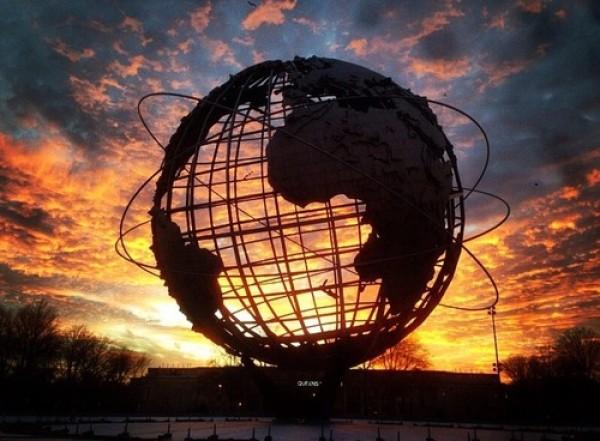 Iconic Unisphere  by Noman Iqbal
