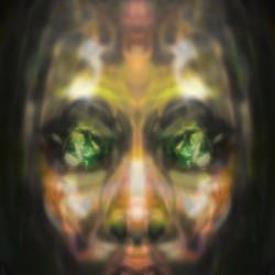 GREEN EYES AND BROWN SKIN by PAPADU PAPADU