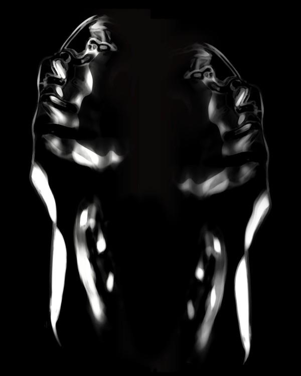 BLACK by PAPADU PAPADU