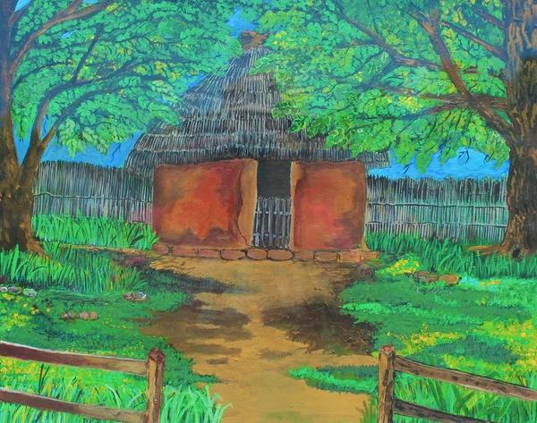 Hut by Pallavi Sharma