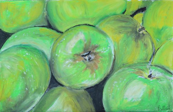 Apples by Pallavi Sharma
