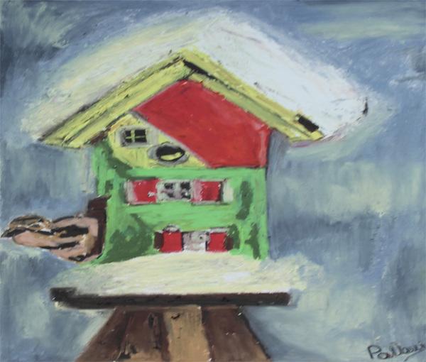 Birdhouse by Pallavi Sharma