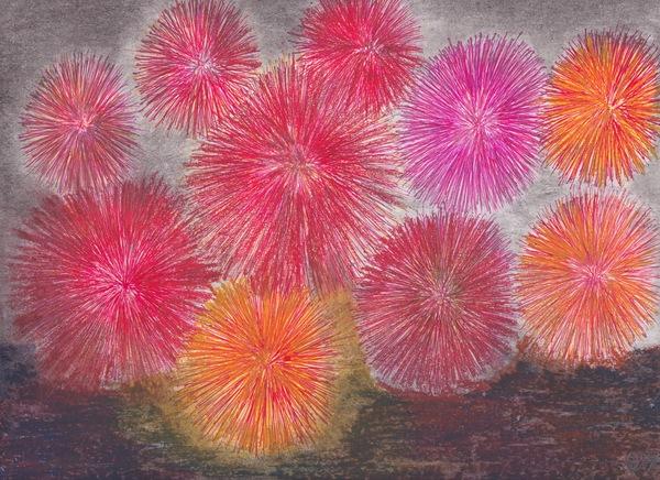 Fireworks by Pallavi Sharma
