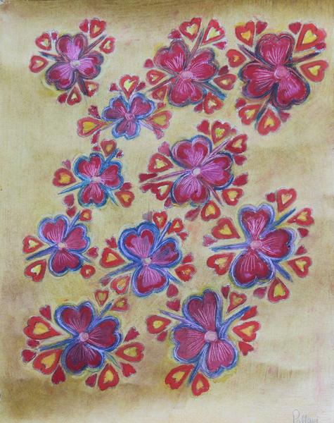 Flowers by Pallavi Sharma