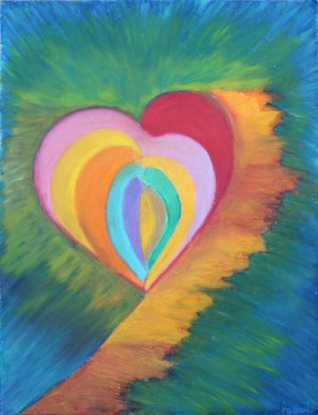 Heart by Pallavi Sharma
