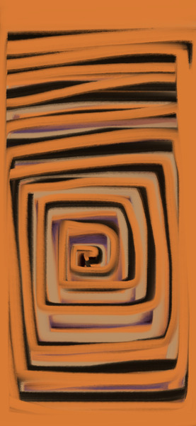 Stair Abstraction by Pallavi Sharma
