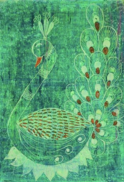 Peacock by Pallavi Sharma