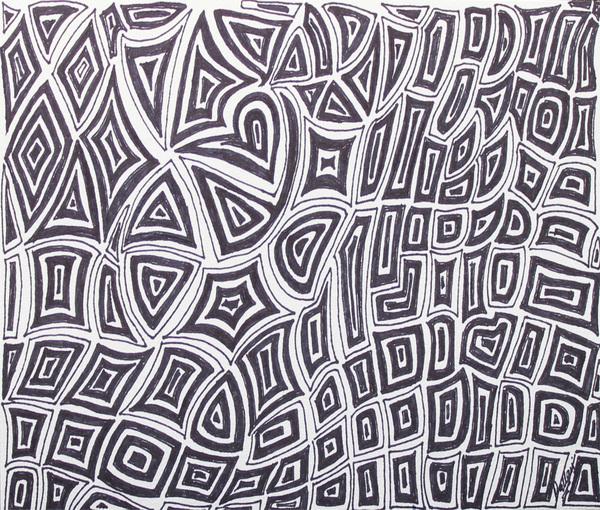 Mosaic Pattern by Pallavi Sharma