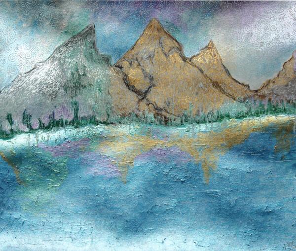 Mountains by Pallavi Sharma
