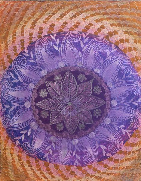 Purple by Pallavi Sharma