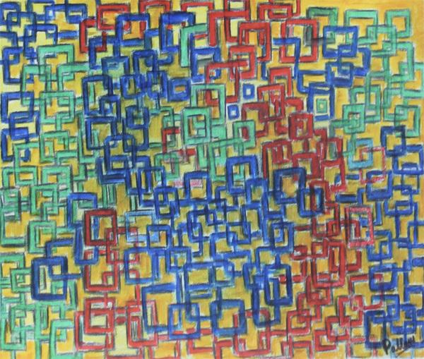 Squares by Pallavi Sharma