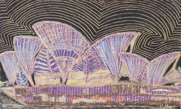Sydney opera house by Pallavi Sharma