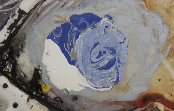 abstract women by Pallavi Sharma