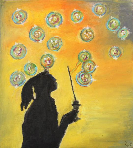 bubbles by Pallavi Sharma