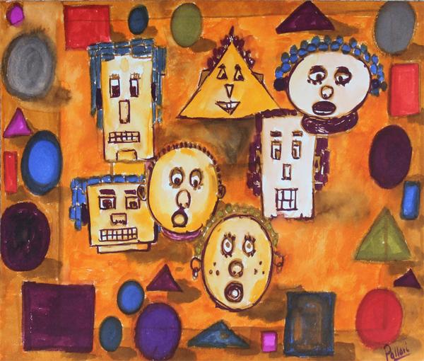 shapes by Pallavi Sharma
