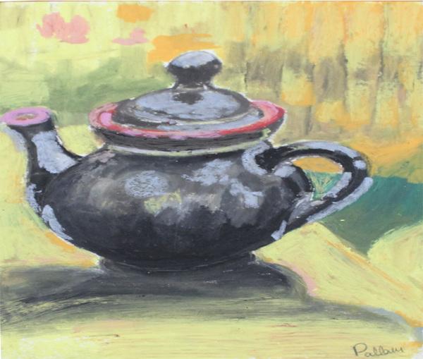 tea pot by Pallavi Sharma