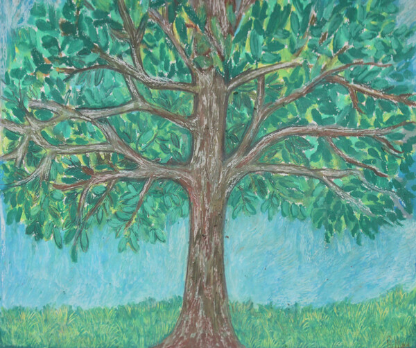 treewalk by Pallavi Sharma