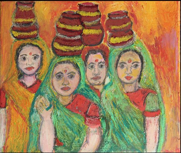 women  by Pallavi Sharma