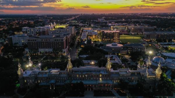 Univ Of TPA by Destin30A Drone