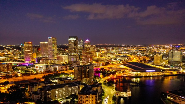 Tampa by Destin30A Drone