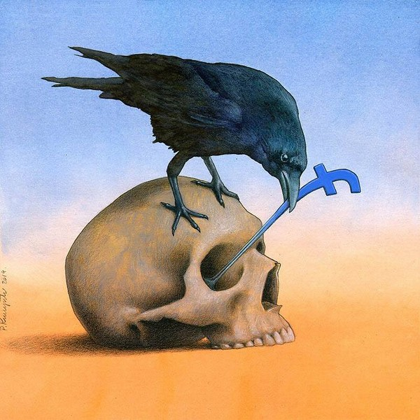 Something in your eye , Pawel Kuczynski ,