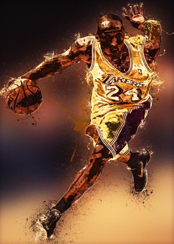 Kobe Bryant Best Moments 8 by RANGGA OZI