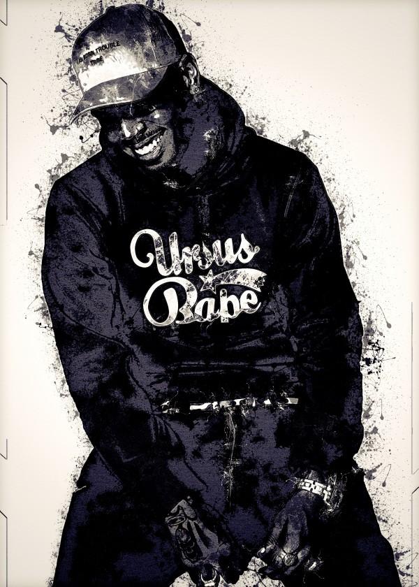Chris Brown Vintage 11 Collection by RANGGA OZI