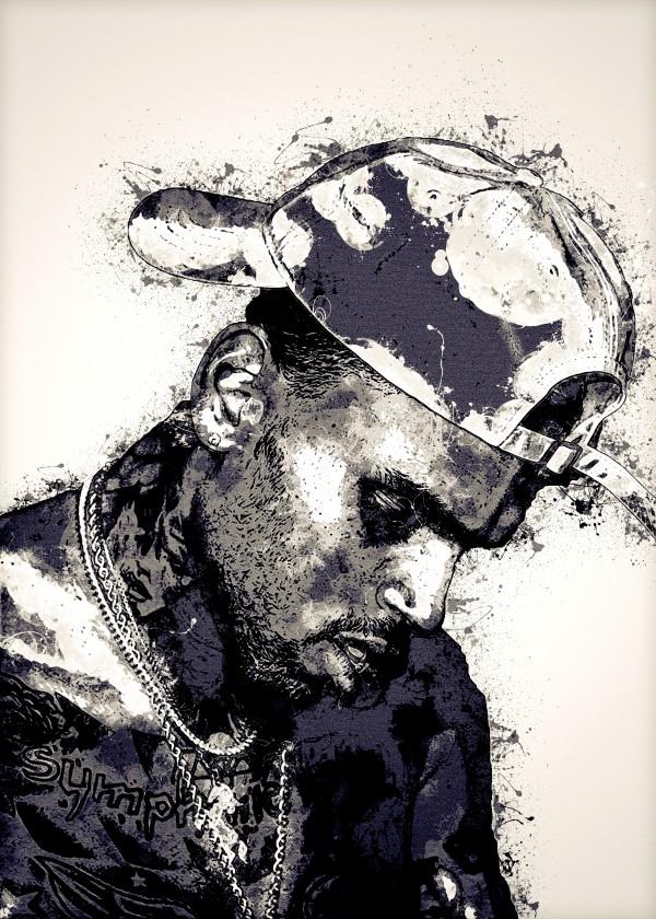 Chris Brown Vintage 9 Collection by RANGGA OZI