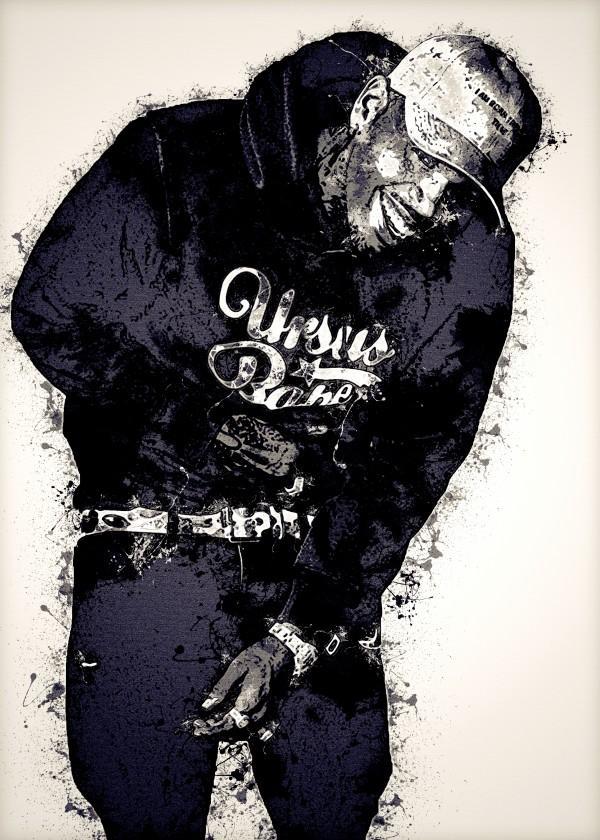 Chris Brown Vintage 2 Collection by RANGGA OZI
