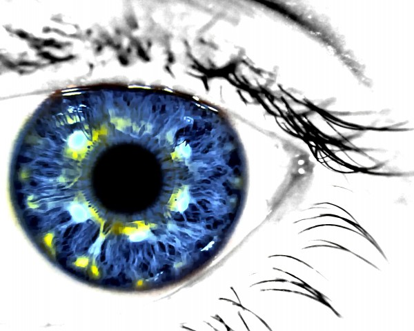 Eye Art 1 by Richard Krol