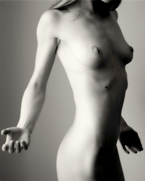Nude 4 by Richard Krol