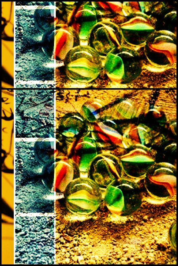 MARBLES-BILLES by SEBO