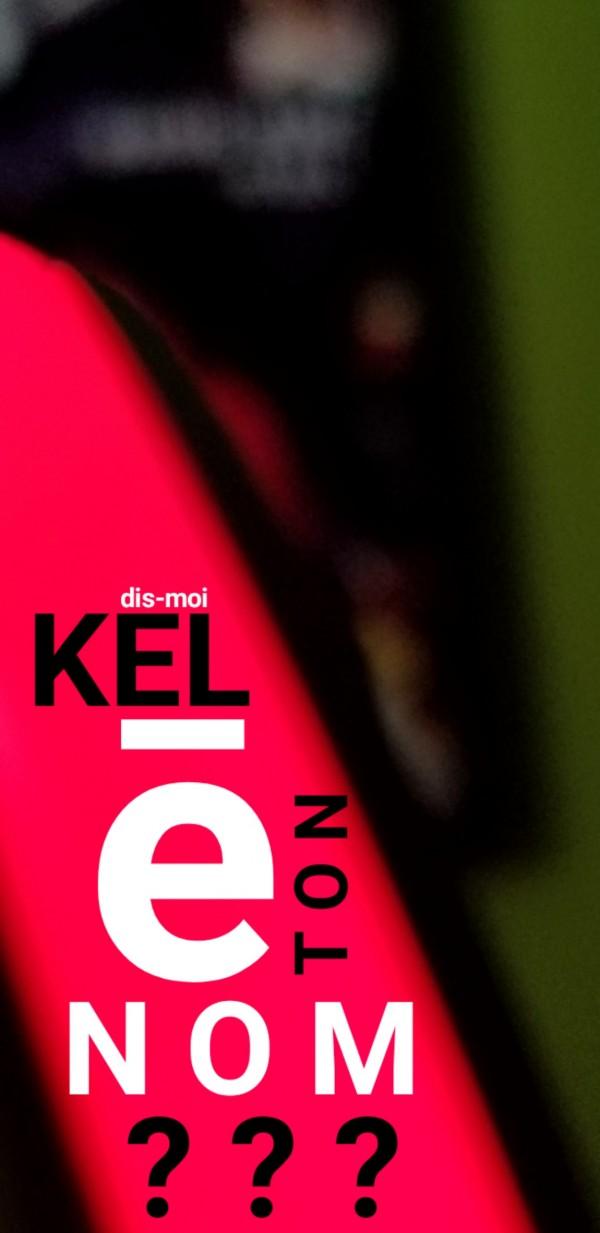 KEL Ē TON NOM by SEBO