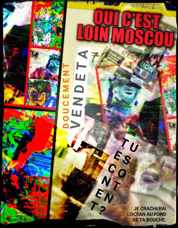 Oui cest loin Moscou by SEBO